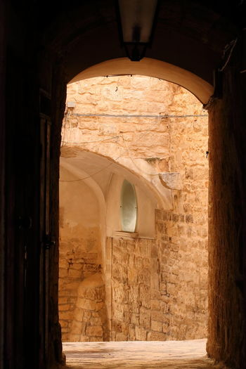 Old Town Arch Architecture Built Structure Day Doorway History Indoors  No People Travel Destinations
