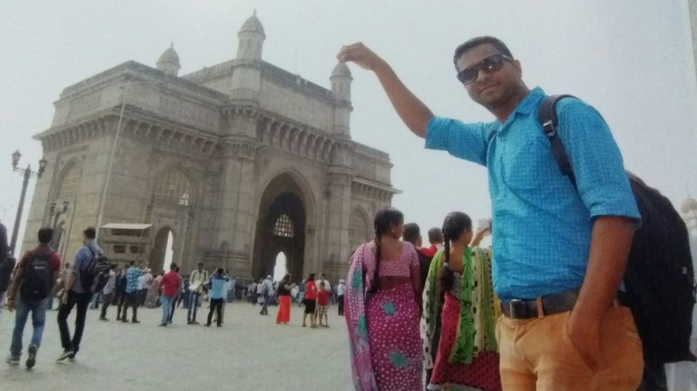 Mumbai That's Me Good Night Goodnight Gatewayofindia Gateway Arch