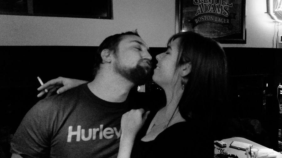 New Years Kiss