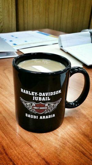 My morning caffeine dose ☕ ? Goodmorning Good Morning Coffee Coffee Time HOG Harley Davidson Harleydavidson Morning Bauetiful