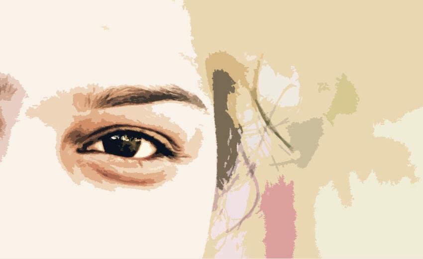 Close-up Human