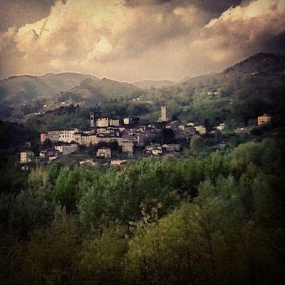 Architecture Ghivizzano Italy Tuscany Mixedmedia