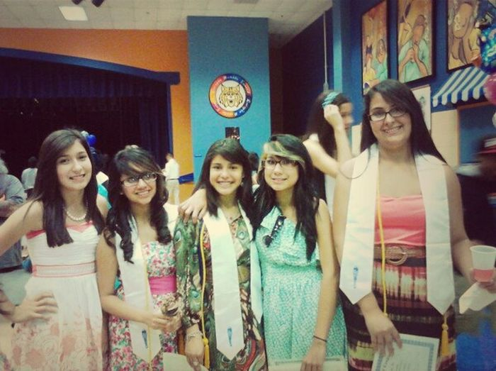 I Miss How Close I Used To Be With These Girls.