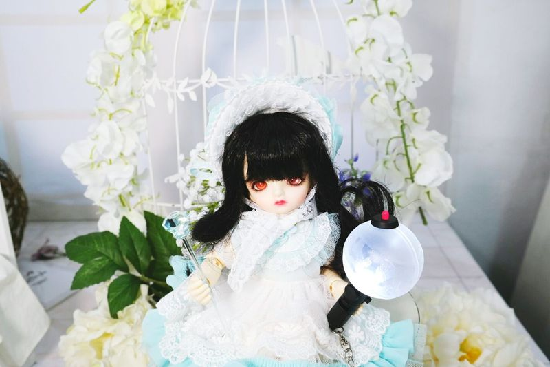 Dolls Doll Photography Spring Flowers Nine Nine Child Children Only Flower BTS_Armybomb