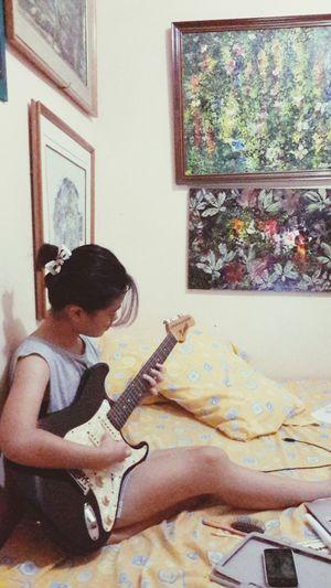 """Music in the corner room"" paintings naman audience ko ngaun 😂😂😂 Music Room Chilling"