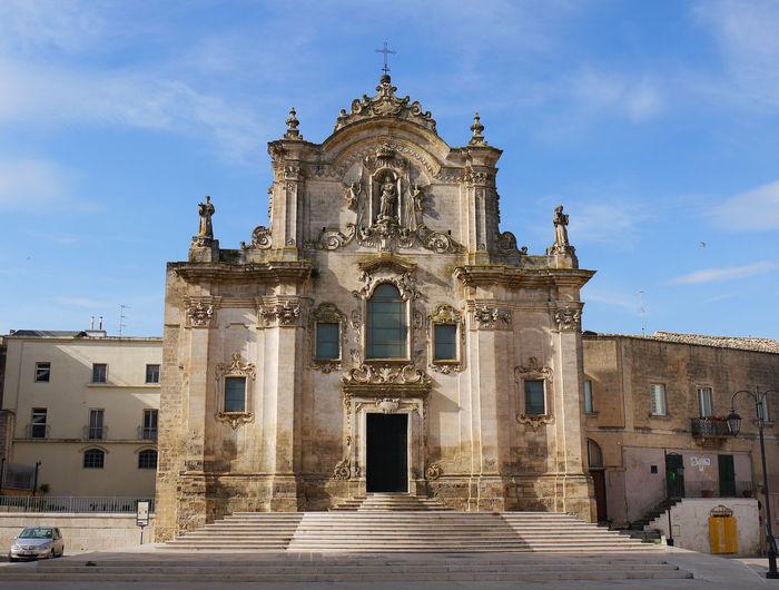 2011 Church Dassisi Italy Itarian Matera San Francesco D'Assisi Sanfrancisco イタリア サンフランチェスコ ダッシジ教会 マテーラ 教会