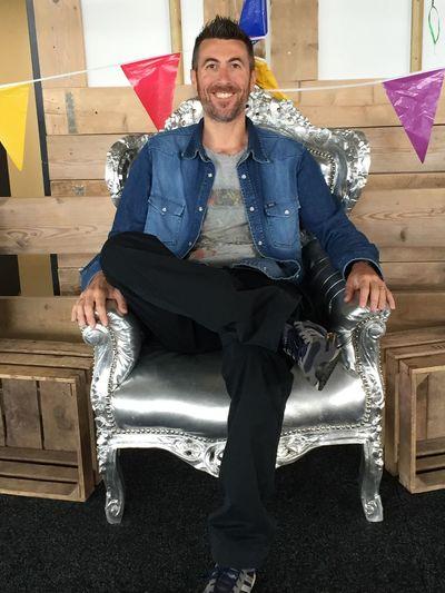 Il mio trono.... That's Me Hi! Its Me Like?
