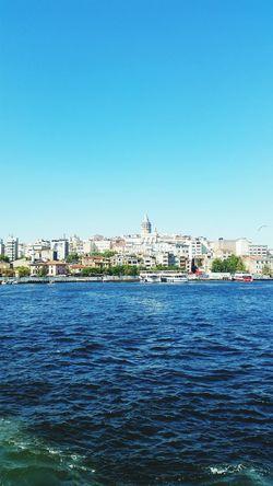 In Istanbul Istanbul Turkey Galatatower Galatakulesi Istanbullovers 💕💕👌👍