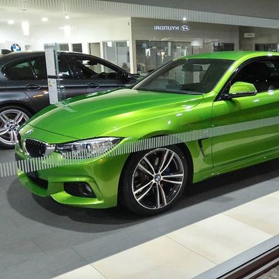 I'm down with a Green 3 Series Bmw 3 Series 3series 2015  Green New Night Nofilter Bright Vibrant Colour Photography Mobilephotography StillLifePhotography Photographyislifee LG  G4