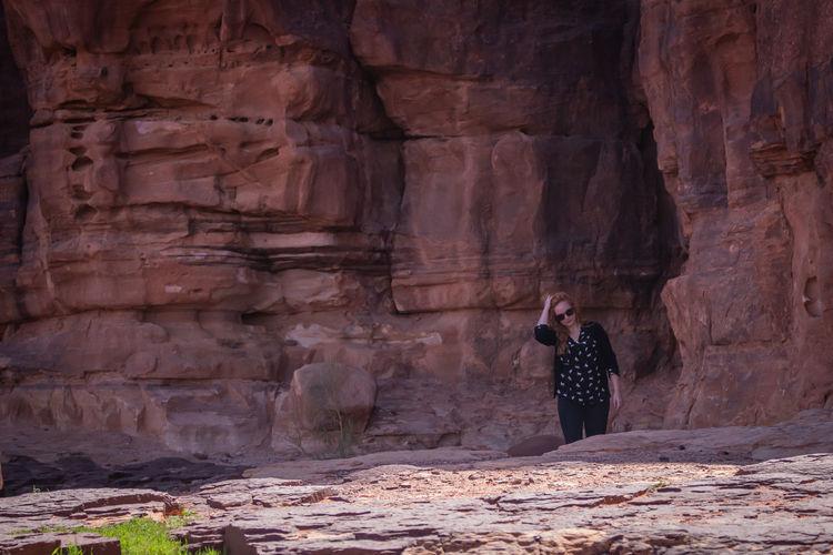 Wadi Rum Wadi