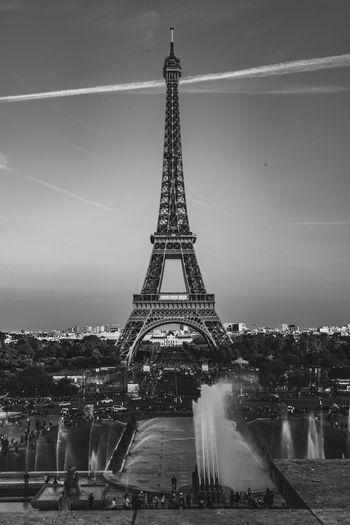 France Travel Paris Built Structure City Tourism Travel History Tower Sky Travel Destinations First Eyeem Photo