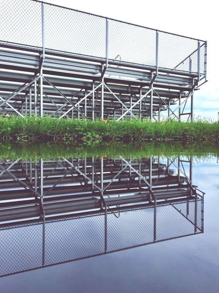 Bleachers Puddle Puddleography Puddle Reflections Puddlegram Puddleporn Reflection_collection Minnesota Minneapolis Minnesota Minnesotaphotographer