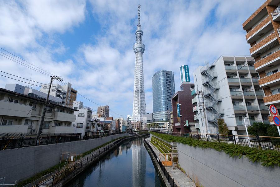 東京スカイツリー/Skytree Day Japan Japan Photography Oshiage Outdoors Sky Skytree Tokyo Tokyo Sky Tree Tower スカイツリー 押上 日本 晴空塔 東京スカイツリー