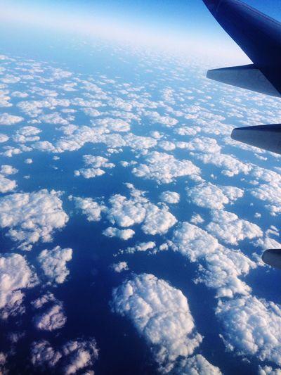 Those clouds