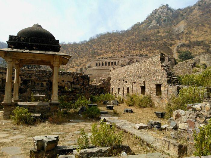 Rajasthan India Alwar Haunted Palace Bhangarh Fort Ruins The Architect - 2017 EyeEm Awards The Great Outdoors - 2017 EyeEm Awards