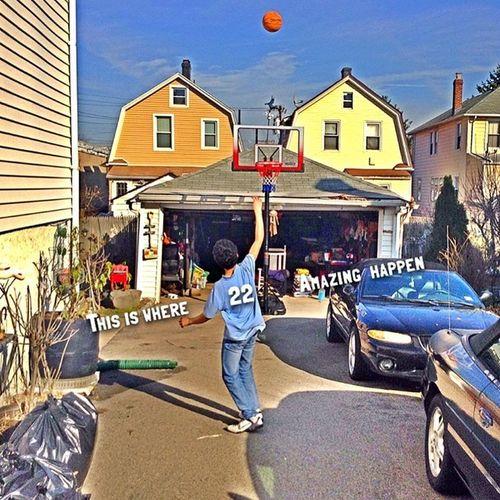 Made this for @josh_the_god22 Ballislife Basketball Whereamazinghappen