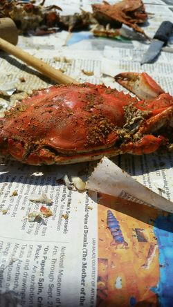 The Foodie - 2015 EyeEm Awards Seaside Beach Life Crab