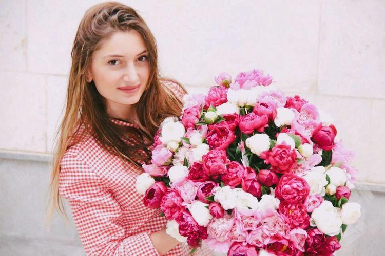 Instagram:dan_inga Pion Peony  Flowers Stunning
