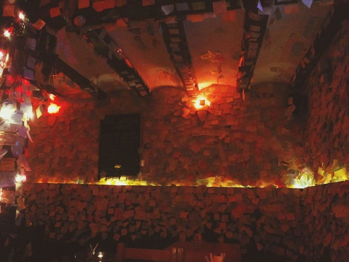Tanti post-it Postit Colourful Firstnight Movida Tavolobagnatotavolofortunato Cervezaindio