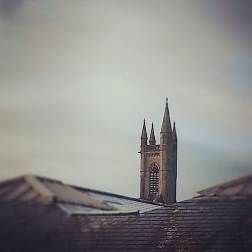 Church Spire  Chorley