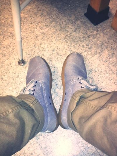 Toms Cool Grey