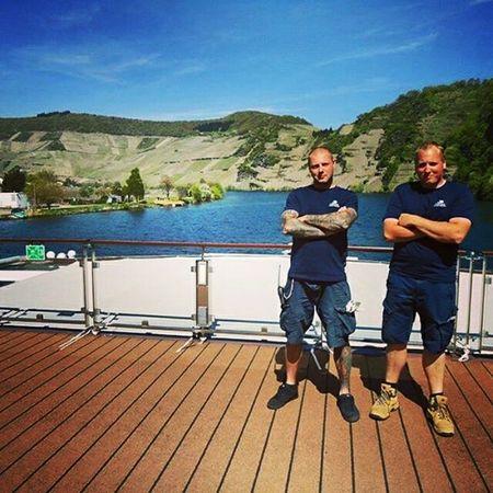Polishguy Taking Photos Polishsailor Guyswithtattoos Guys Ship Shiplife Shipping  Sailors Sailor