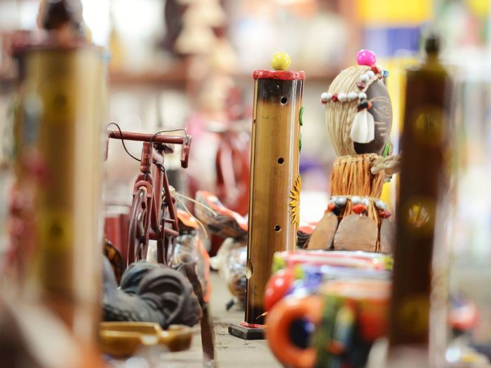 No People For Sale Culture Closeup Travel Souvenir Color Colorful Souvenir Shop Playing With Focus Happy Happy Colors The Week On EyeEm Colombia Colombia Art Cultures Craftmanship Artesanias Colombiamagiasalvaje Colombia Artesanía Colombiana Market Selective Focus Close-up Choice An Eye For Travel