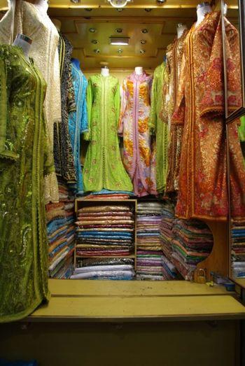Window Shopping In Morroco beautiful clothes beautiful colours beautiful country beautiful people