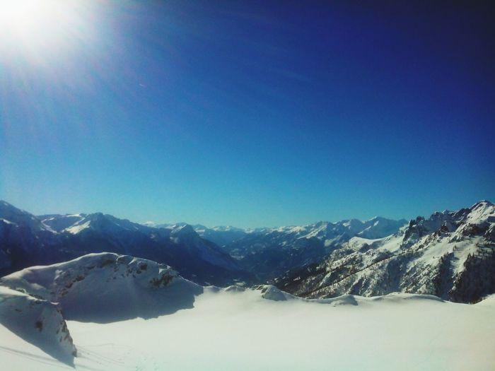 Cold Winter ❄⛄ Serre Chevalier  Snow ❄ Ski Holiday♡ Perfection