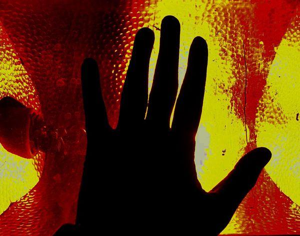 Human Hand Human Body Part Human Finger Close-up Red