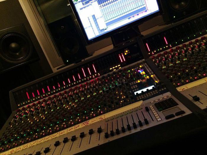 Nevegenesys Sound Mixer Technology Audio Equipment Recording Studio Equipment Mixing Control Panel Indoors  No People Audio Electronics Studio Dial Gauge
