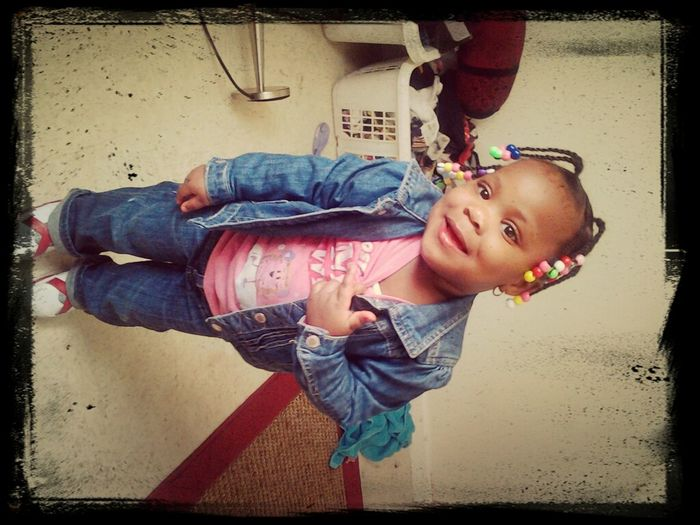 Myyy Childd Meanss Thee Worldd Too Meeeeee ™