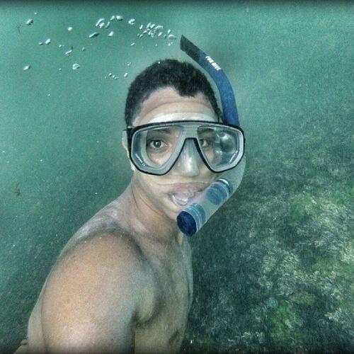 Mergulho Pinaúna ArembepeEmAlta
