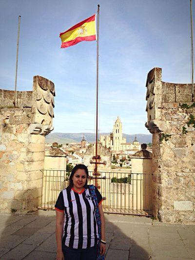 Alcázar Segovia Castillo Chubby Girl Rayados Mexican Girl Mexicana En Madrid Cheese! Enjoying Life