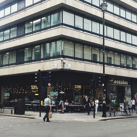 EyeEm LOST IN London London Bakerstreet Soho