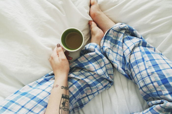 Cozy morning Coffee At Home Coffee Bed Pyjamas Morning Vscocam Fresh On Market May 2016 Fresh On Market 2016