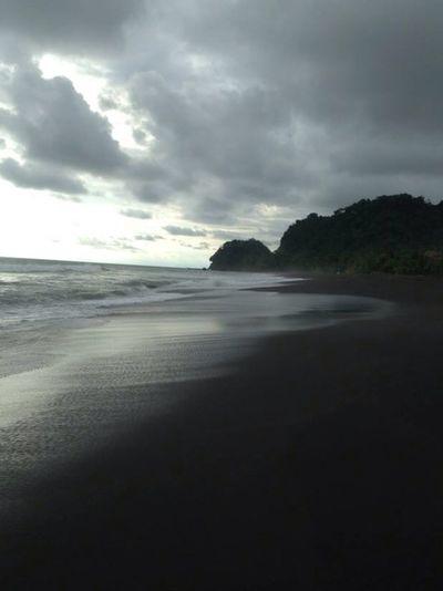 Wanderlust Summer Holiday Ocean Beach Costa Rica Puravida Playahermosa