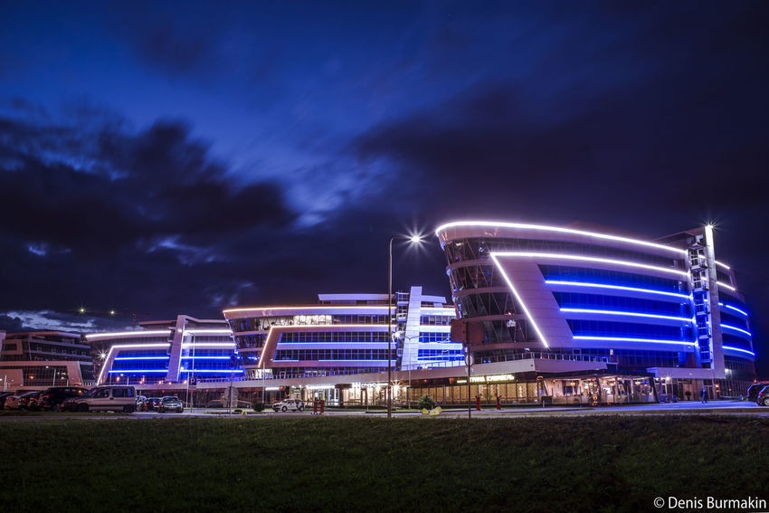 Architecture Minsk Minsk,Belarus PENTAX K-1 DenisBurmakin Full Frame HDR Arhitecture Arhitecture Photography Architecture Hdr_Collection Modern Hdrphotography Lightning Illuminated Popular Music Concert Stadium Sky EyeEmNewHere