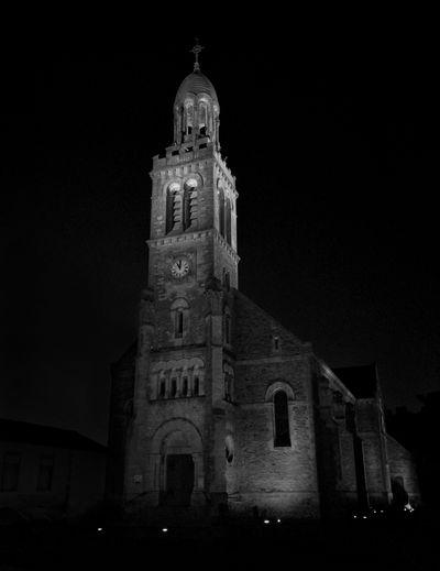 Bnw Bnw_collection Bnw_captures Stgillescroixdevie Stgilles France Church Religious Architecture Blackandwhite