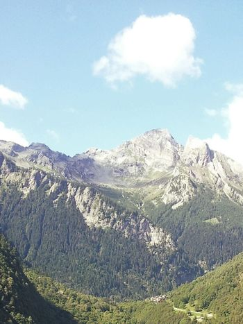 Nature_collection Mountains Mognio-Bignasco Tessin And I