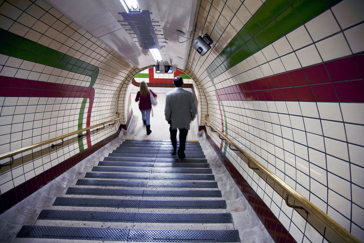 London spirit, subway, city life British City Life Commuting London Lifestyle Stairs Tube Underground Urban Lifestyle Adult Architecture Capital Cities  Day Full Length Indoors  Men People Real People Rear View Subway Subway Station Travel Destinations Urban Urban Life Urbanlife Walking EyeEm LOST IN London Postcode Postcards Stories From The City