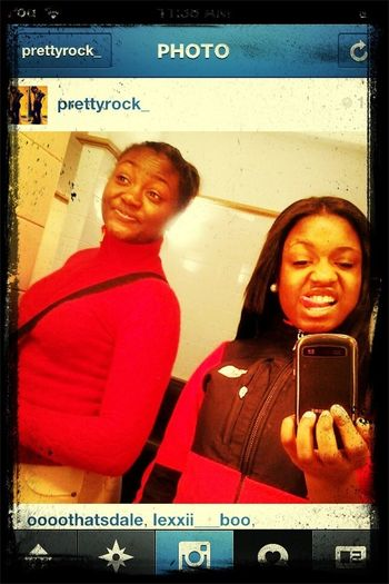 I miss my sister;(