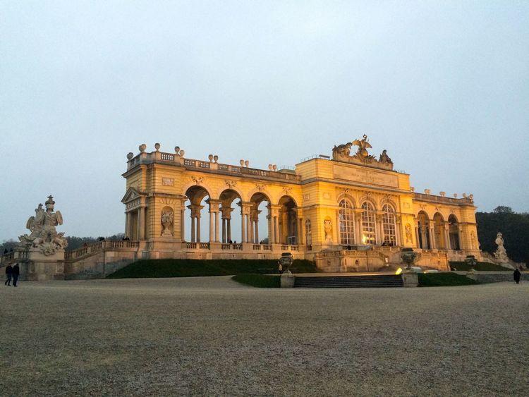 Discover Your City Vienna Austria Schönbrunn