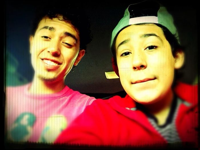 Me&mybro