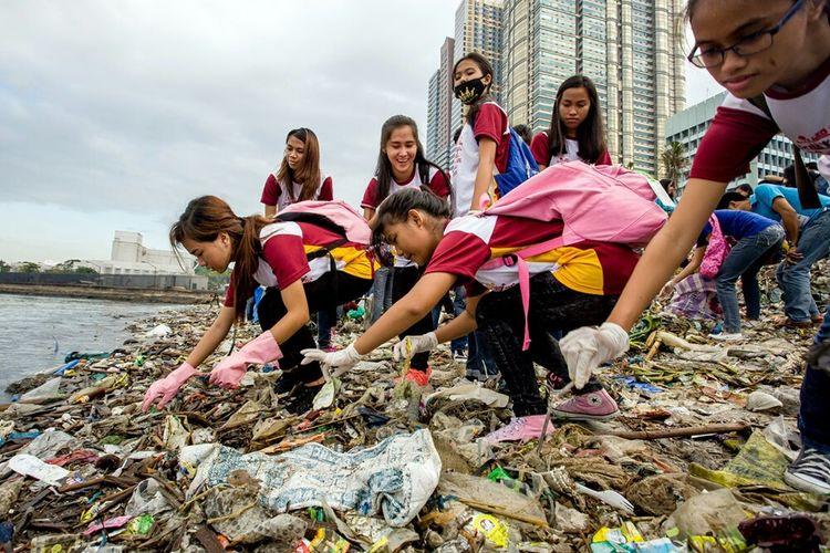 I Love My City Advocacy Volunteering Coastal Clean Up