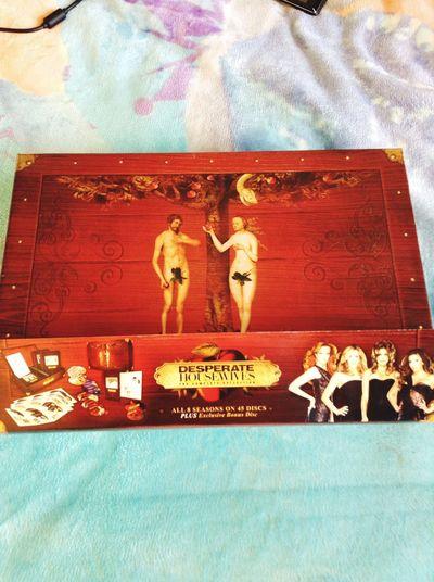 Desesperate Housewives 😇😍✨ Tvseries Box Bree Gabrielle  Lynette Susan Esposasdesesperadas Series