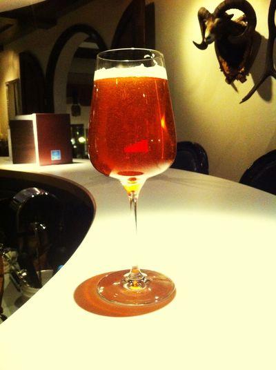 Stiegl Honigbier @ Sonnalp Hinterglemm Biers & Bars Craftbeer Bar