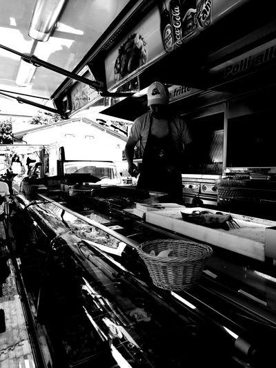 Chicken Market Lunch