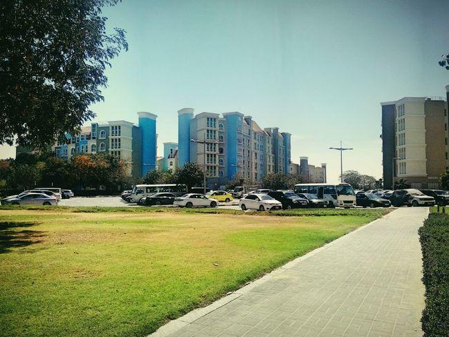 Mobilephotography Landscape_photography Dubai❤ UAE Blue Sky