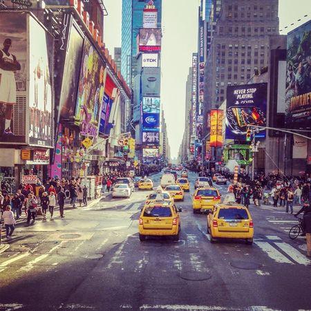 Newyork NYC Yellowcabs Taxi